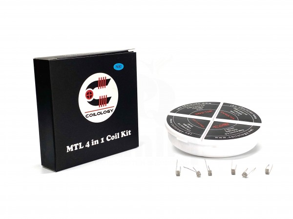 Coilology MTL 4in1 Coil Kit Ni80