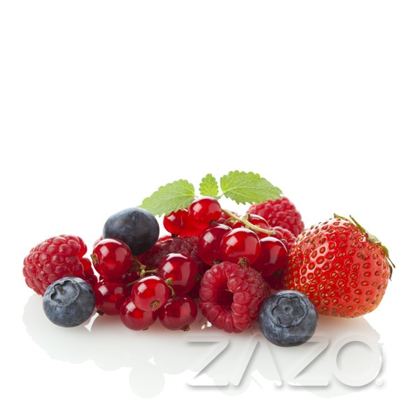 ZAZO - Wild Fruits, 10ml, 0mg, 4mg, 8mg,