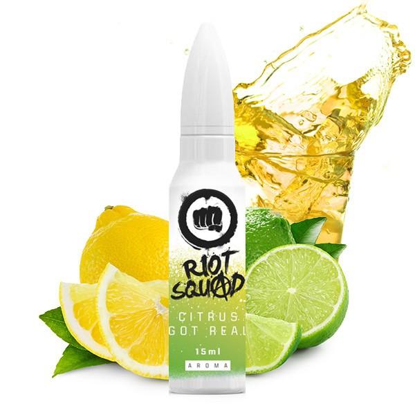 Riot Squad Shots Citrus got real Aroma 15ml