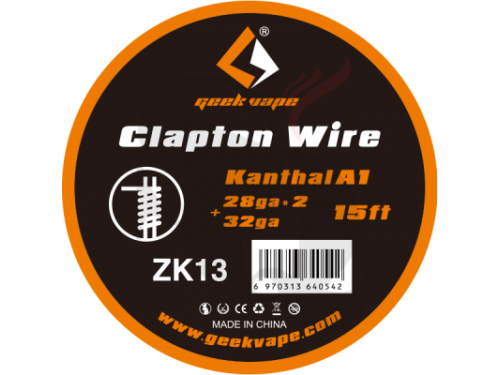 Geek Vape Clapton Kanthal A1 Wire