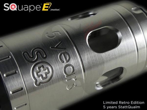 Squape E motion Limited Retro Edition