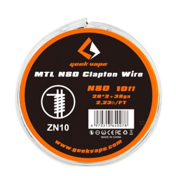 Geek Vape N80 Clapton Wire