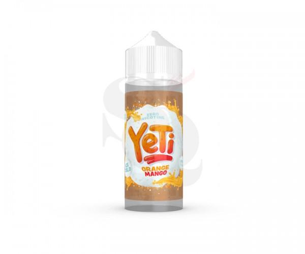 Yeti Orange Mango Liquid 100ml