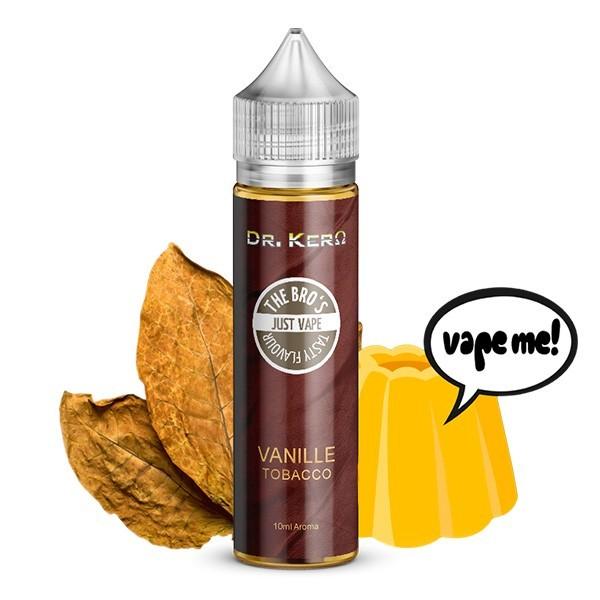 Dr. Kero The Bro´s Vanille Tobacco Aroma 10ml 0mg
